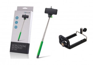 Kijek selfie stick monopod MP-300 ZIELONY